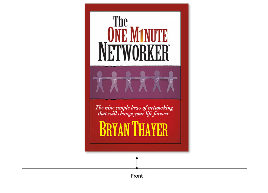 The One Minute Networker Book Cover